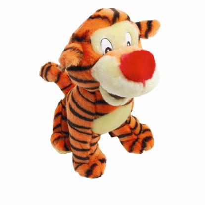 Tiger「Close up of a tiger teddy bear」:スマホ壁紙(0)