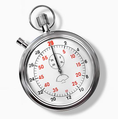 Stopwatch「Close up of stopwatch」:スマホ壁紙(6)