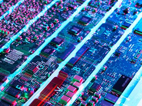 Electronics Industry「Close up of keyboard」:スマホ壁紙(19)