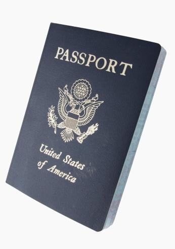 Identity「Close up of United States passport」:スマホ壁紙(19)