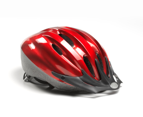 Weekend Activities「Close up of red cycle helmet」:スマホ壁紙(9)