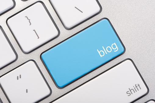 Single Word「Close up of a blog key」:スマホ壁紙(6)