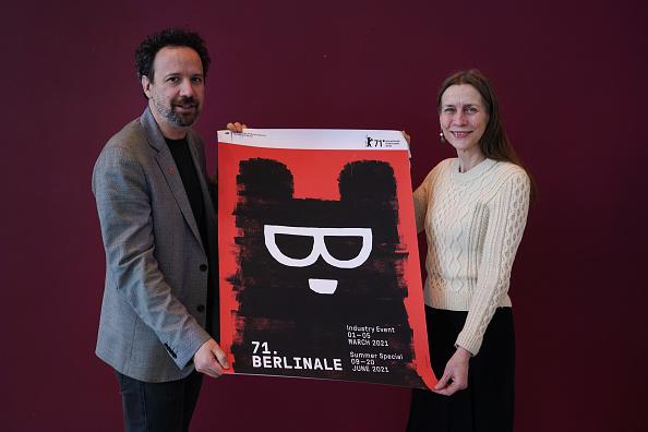 Three Quarter Length「Berlinale Directors Mariette Rissenbeek And Carlo Chatrian Photocall」:写真・画像(9)[壁紙.com]