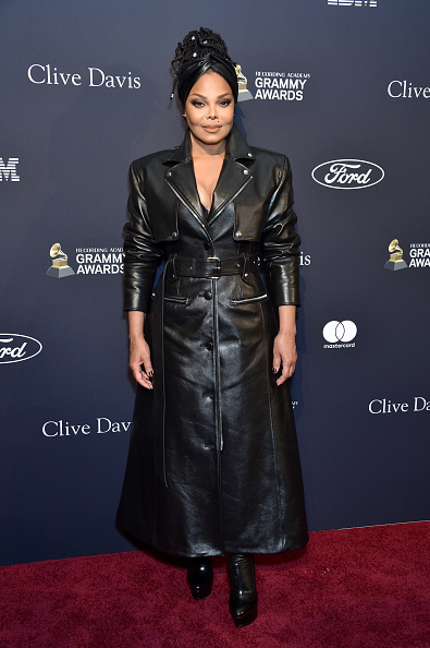 """Leather「Pre-GRAMMY Gala and GRAMMY Salute to Industry Icons Honoring Sean """"Diddy"""" Combs - Arrivals」:写真・画像(3)[壁紙.com]"""