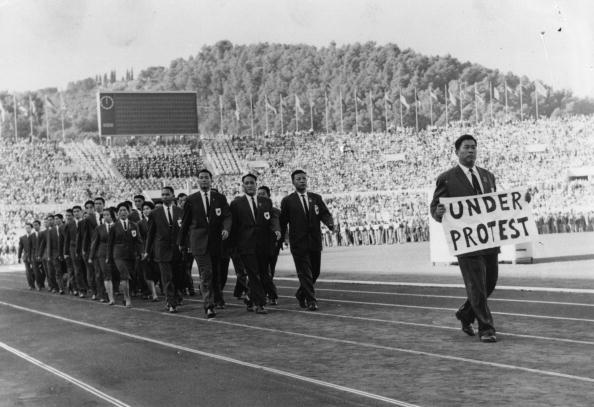 The Olympic Games「Nation Under Protest」:写真・画像(18)[壁紙.com]