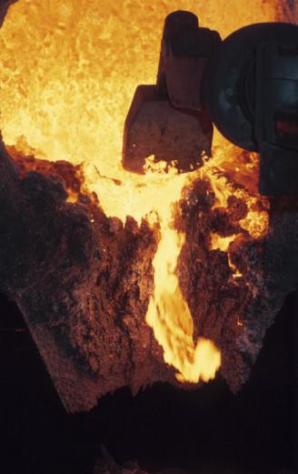 Soldered「Molten iron」:スマホ壁紙(12)