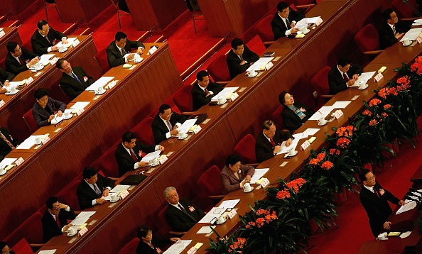 Meeting「China's Parliament-National Peoples Congress Annual Meeting」:写真・画像(7)[壁紙.com]
