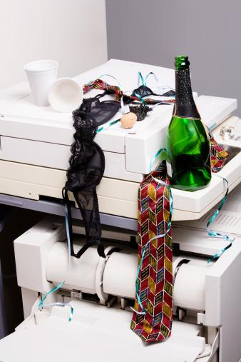 Photocopier「Office debauchery tableau」:スマホ壁紙(7)