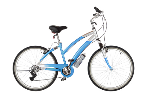 Bicycle「Blue Bicycle」:スマホ壁紙(11)