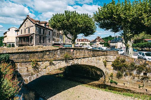 Nouvelle-Aquitaine「Saint Cere, Dordogne region, France」:スマホ壁紙(1)