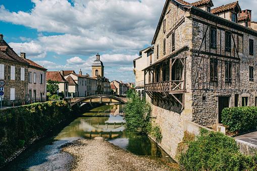 Nouvelle-Aquitaine「Saint Cere, Dordogne region, France」:スマホ壁紙(14)