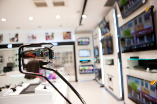 Electronics Industry「Electronics store」:スマホ壁紙(15)