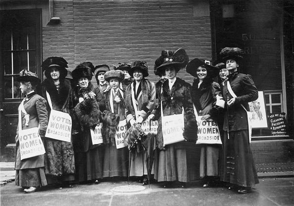 Women「Suffrage Girls」:写真・画像(6)[壁紙.com]