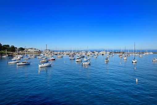 City of Monterey - California「Monterey, fishing boats and leisure」:スマホ壁紙(15)