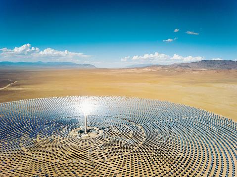 Molten「Solar Thermal Power Station」:スマホ壁紙(0)