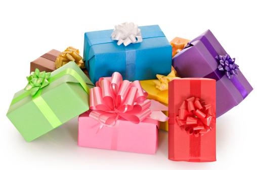 Heap「Giftboxes in a pile」:スマホ壁紙(9)
