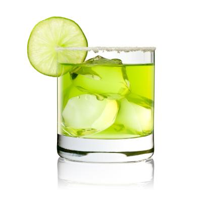 Lime「Margarita On The Rocks - Cocktail Glass Lime Green」:スマホ壁紙(18)