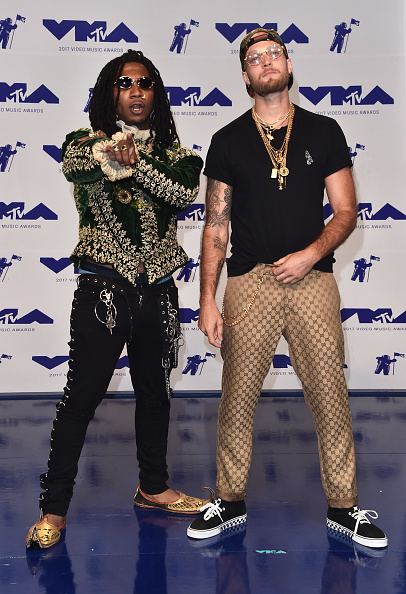 Belt「2017 MTV Video Music Awards - Arrivals」:写真・画像(10)[壁紙.com]
