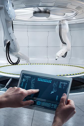 Internet of Things「Smart Futurelab - hoch」:スマホ壁紙(8)