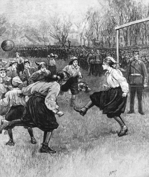 Women's Soccer「Ladies' Football」:写真・画像(13)[壁紙.com]