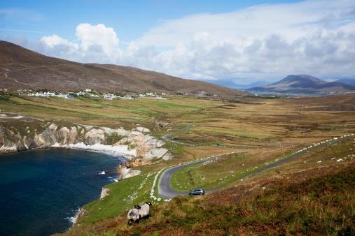 Achill Island「Coastal Road」:スマホ壁紙(9)
