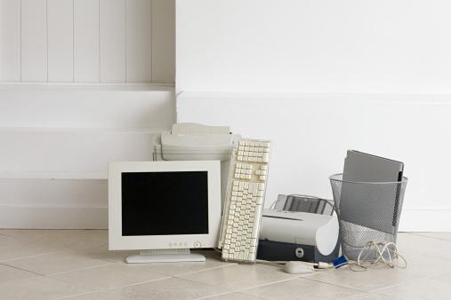 Recycling「Old computer equipment」:スマホ壁紙(18)