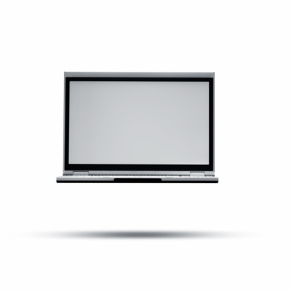 Laptop「Notebook computer with a Wide Screen Display」:スマホ壁紙(19)