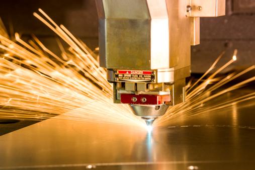Sheet Metal「Metal, laser-cutting tool.」:スマホ壁紙(12)