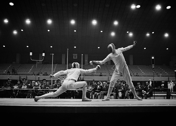 Tokyo - Japan「XVIII Olympic Summer Games」:写真・画像(5)[壁紙.com]