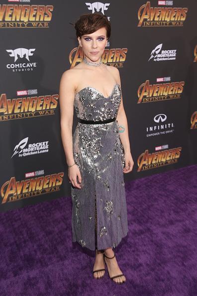 "Awe「Los Angeles Global Premiere for Marvel Studios' ""Avengers: Infinity War""」:写真・画像(7)[壁紙.com]"