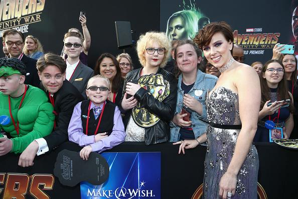 "Awe「Los Angeles Global Premiere for Marvel Studios' ""Avengers: Infinity War""」:写真・画像(0)[壁紙.com]"