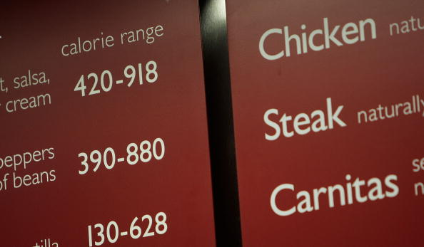 Food and Drink「NYC Begins Enforcement Of Calorie Count Postings At Chain Restaurants」:写真・画像(1)[壁紙.com]