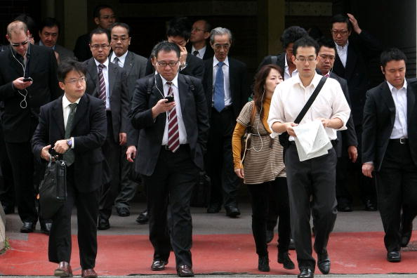 Tokyo - Japan「Tokyo Market Continue To be Turbulent」:写真・画像(12)[壁紙.com]