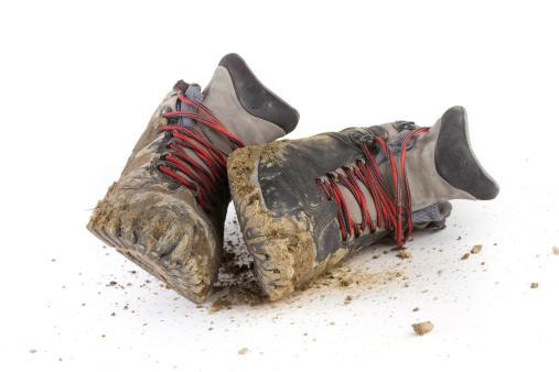 Dirty「hiking dirty boots」:スマホ壁紙(7)