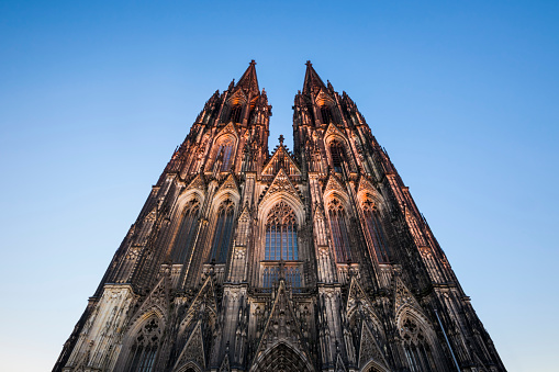 Cathedral「Cologne Cathedral」:スマホ壁紙(10)