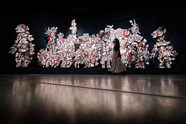 Barbican Art Gallery「Jean Dubuffet: Brutal Beauty Barbican Art Gallery」:写真・画像(3)[壁紙.com]