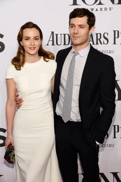 アダム・ブロディ「2014 Tony Awards - Arrivals」:写真・画像(2)[壁紙.com]