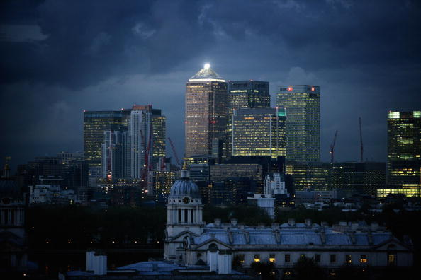 City of London「Financial Workers Put In The Hours As Days Shorten」:写真・画像(2)[壁紙.com]