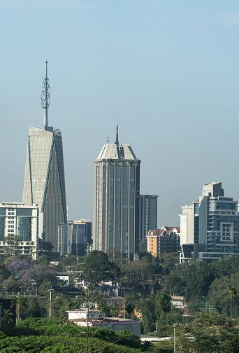 Kenya「Nairobi's urban development」:スマホ壁紙(3)