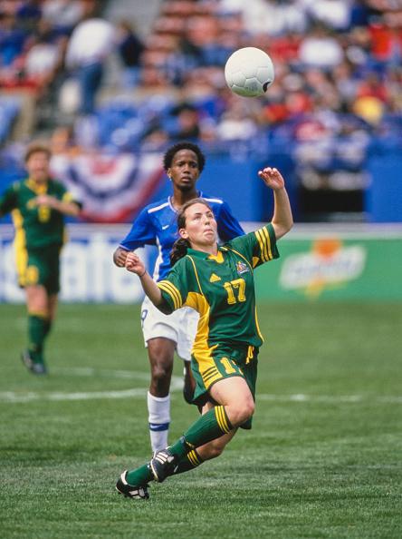 Women's Soccer「Brazil vs Australia」:写真・画像(8)[壁紙.com]