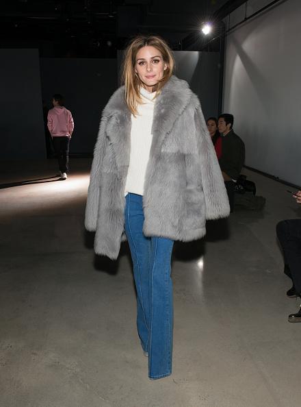 Fur Coat「Tibi - Front Row - Fall 2016 New York Fashion Week」:写真・画像(1)[壁紙.com]