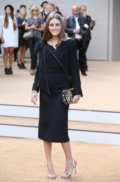 Mid Calf Length「Burberry Prorsum - Red Carpet Arrivals: London Fashion Week SS14」:写真・画像(1)[壁紙.com]