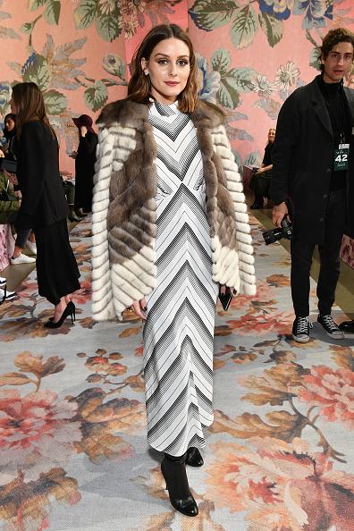 Fur Coat「Zimmermann - Front Row - February 2018 - New York Fashion Week: The Shows」:写真・画像(5)[壁紙.com]