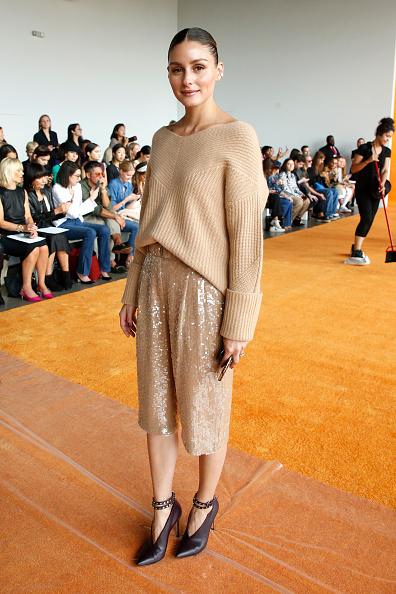 New York Fashion Week「Sally LaPointe - Front Row - September 2019 - New York Fashion Week: The Shows」:写真・画像(5)[壁紙.com]