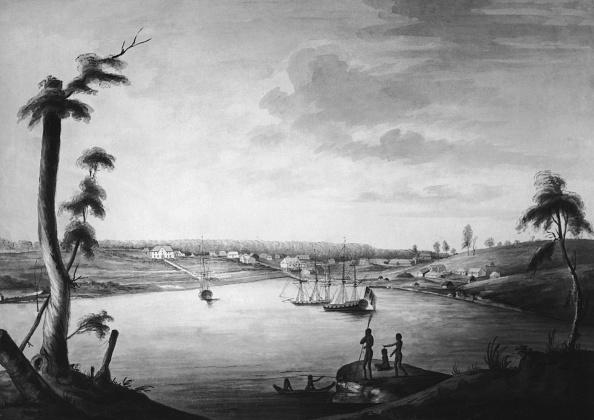 Sydney「Early Settlement」:写真・画像(1)[壁紙.com]