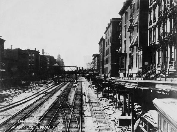 Rail Transportation「Park Avenue Railroad Tracks」:写真・画像(16)[壁紙.com]
