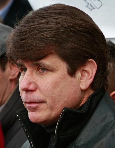 Scott Olson「FILE: Illinois Governor Arrested On Corruption Charges」:写真・画像(18)[壁紙.com]