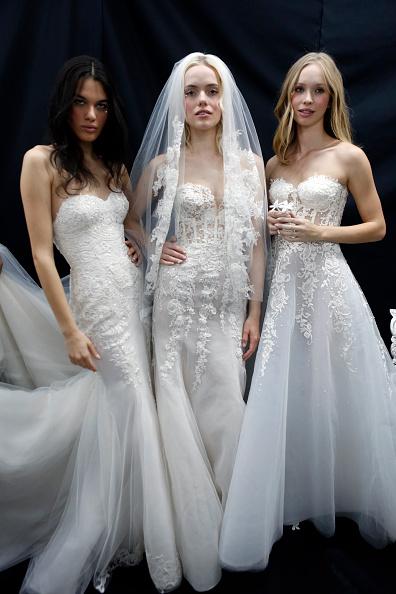 Bride「Mary Kay At Reem Acra Bridal S/S '17 - Presentation And Backstage」:写真・画像(1)[壁紙.com]