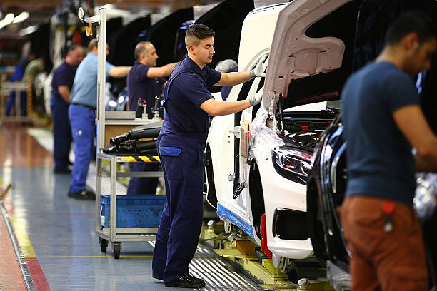S-Class Assembly At Mercedes-Benz Plant:ニュース(壁紙.com)