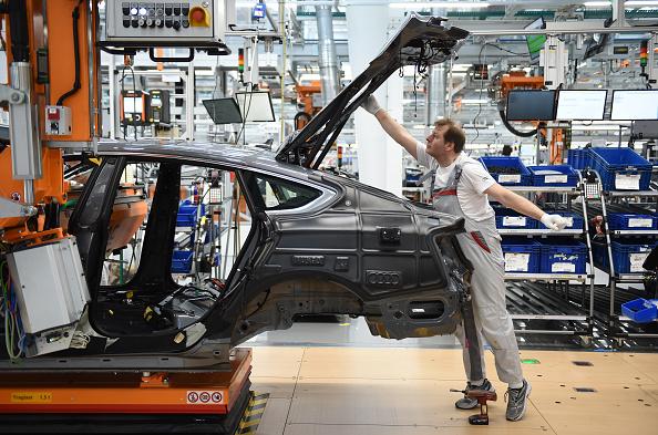 Industry「Audi Automobile Production At Ingolstadt Plant」:写真・画像(16)[壁紙.com]
